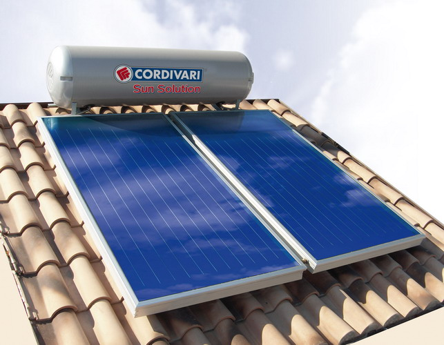 Pannello Solare Termico Cordivari : Solare termico di bartolomeo pescara