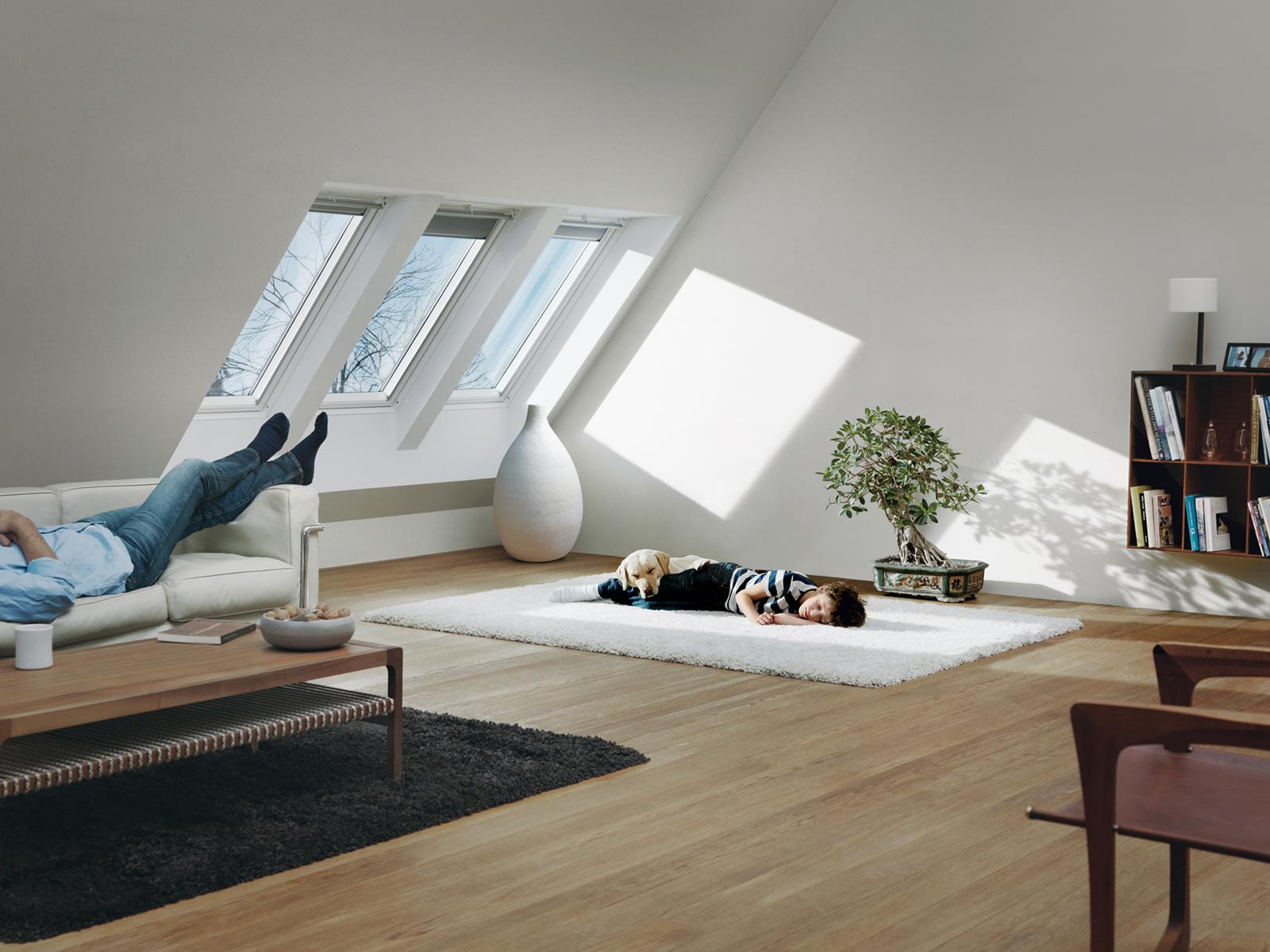 Velux finestre per tetti di bartolomeo for Finestre velux blindate