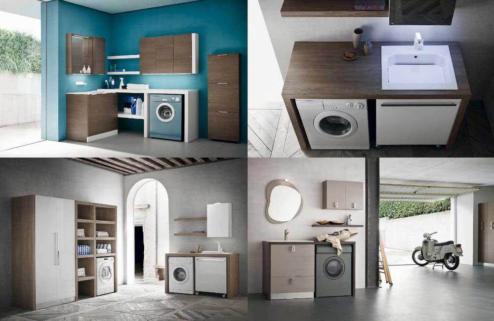 Lavanderia di bartolomeo - Arredo per lavanderia di casa ...
